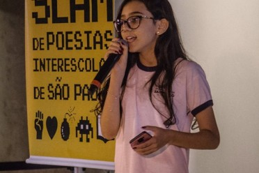 Foto: Redes sociais do Slam Interescolar SP